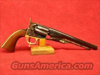 "Uberti 1860 Army Fluted Steel .44 cal Black Powder 8"" (340410)"