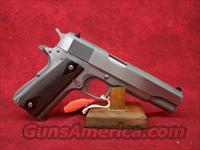 Colt 1911 Custom Government Series 70 SS .45ACP (01070A1CS)