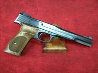 Smith and Wesson Model 41 .22LR 7