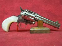 Uberti 1873 Cattleman Outlaws & Lawmen Series Doc .45 Colt 4.75