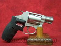 Smith & Wesson Model 637 Chiefs Special Airweight .38 Special +P 1.875 Inch Barrel (163052)