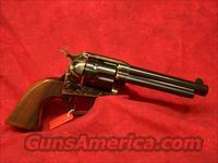 "Uberti 1873 Cattleman El Patron Competition .357Mag  5 1/2"" Blue (345078)"