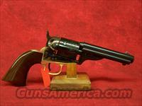 "Uberti 1871 Early model Navy Open Top 4 3/4"" .38 Special (341352)"
