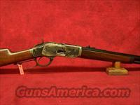 Uberti 1873 Short Rifle Steel .357 Mag 20