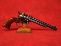 "Uberti 1873 Cattleman OM Charcoal Blue 45LC 7 1/2"" (345142)"