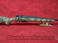 "H-S PRECISION Pro-Series 2000 SPL .300 WSM 24"" Fluted w/Brake Green and Tan Camo stock.  HS Precision"