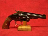 "Uberti 1875 Top Break No.3-2nd Model Schofield .44-40 5"" Blue/Walnut (348560)"