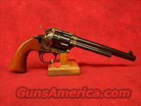 "Uberti 1873 Cattleman Bisley New Model Steel 7 1/2"" .45 Colt(346140)"
