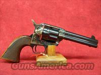 "Uberti 1873 Cattleman El Patron NM Blue .45LC 4 3/4"" Barrel (345174)"