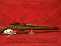 Springfield Armory Loaded M1A with National Match Barrel.308 7.62 NATO(MA9222)