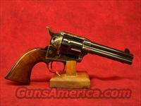 "Uberti 1873 Single Action Cattleman II NM 4 3/4"" .45LC w/ New Improved Retractable Firing Pin(356600)"