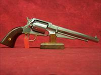 Uberti 1858 New Army Stainless Steel Black Powder .44 Caliber 8
