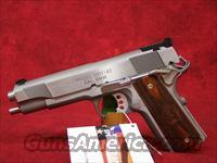 Springfield Armory Stainless Full Size A-1 Target 9mm(PI9134LP).