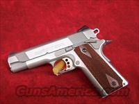 Colt Combat Commander Stainless Steel .45ACP(04012XSE)