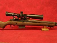 Springfield Armory M1A National Match Rifle Walnut/Chrome Moly  Barrel 7.62(308 win)(NA9102) with Accessories