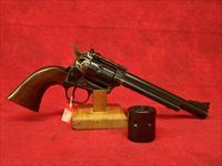 Uberti 1873 Cattleman Stallion Target Conversion NM Brass .22lr/.22mag (349882)