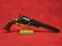 "Uberti 1851 Navy Oval TG .36 cal 7 1/2"" Barrel (340000)"