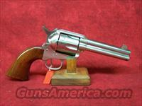 "Uberti 1873 Cattleman NM Stainless Steel .45 Colt 4 3/4"" (345009)"