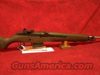 Springfield Armory Loaded M1A with National Match Barrel.308 7.62 NATO(MA9822)