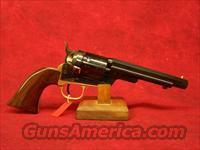 "Uberti 1851 Navy Conversion 5 1/2"" .38 Special (341359)"