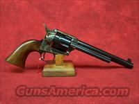 "Uberti 1873 Cattleman II NM Steel .45 LC 7 1/2"" with the New Retractable Firing Pin (356750)"