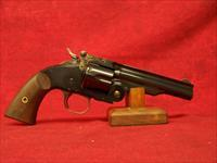 "Uberti 1875 Top Break No.3 2nd Model 5"" Blue/Walnut .45 Colt (348550)"