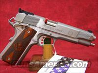 Springfield Armory Stainless Full Size A-1 Target .45ACP (PI9132LP)