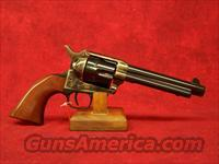 "Uberti 1873 Single Action Cattleman II New Model 5-1/2"" .45 LC w/ New Improved Retractable firing pin (356710)"