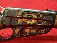 Winchester 1895 Teddy Roosevelt 150th Annv. Custom Grade .405 Win. (534151154)