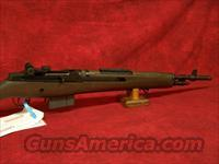 Springfield Armory M1A Scout Squad Walnut Stock 7.62 (AA9122)