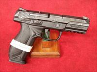 """RUGER AMERICAN PISTOL 9MM 4.2"""" BLK SS MSAFETY 17RD (08608)"""