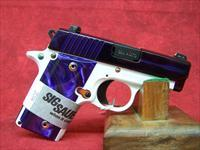 Sig Sauer P 238 Purple Chrome .380 ( 238-380-PCR )