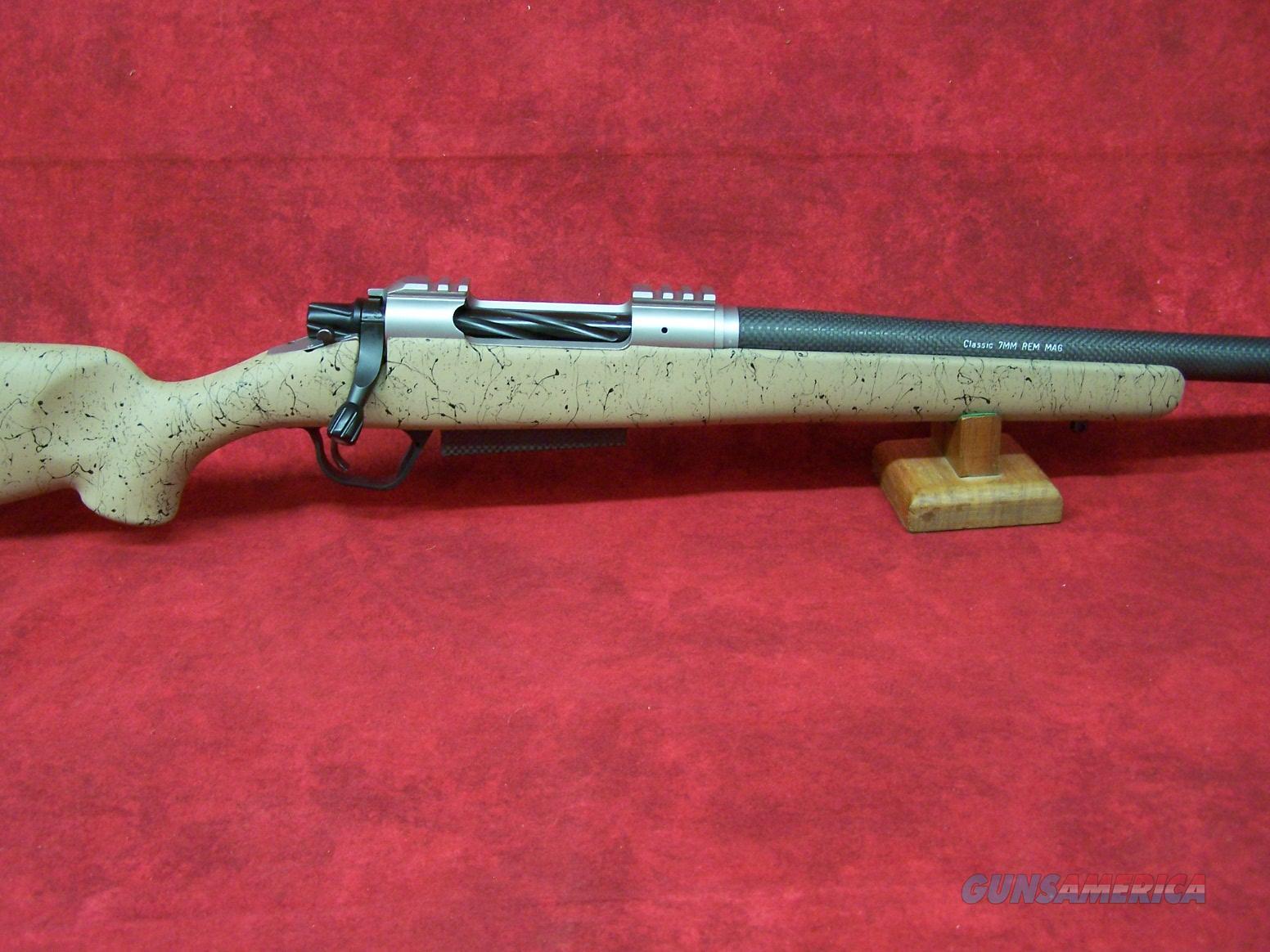 Christensen Arms Classic Carbon 7mm Rem Mag 26