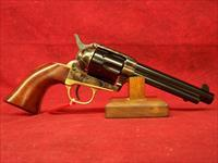 "Uberti 1873 Cattleman II Brass with Retractable Firing Pin .45 Colt 5.5"" Barrel (356410)"