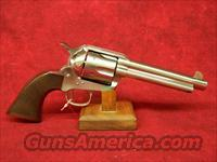 "Uberti 1873 Cattleman El Patron Competition .45LC 5 1/2"" Stainless Steel (345083)"