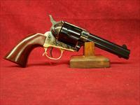 "Uberti Cattleman II NM Brass with Retractable Firing Pin .357 Mag 4.75"" Barrel (356200)"