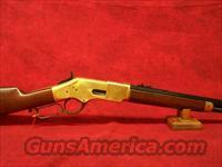 "Uberti 1866 Yellowboy Short Rifle 20"" .38 Special (342210)"