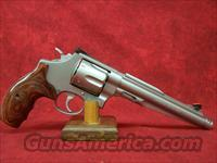 "Smith & Wesson 629 Comped Hunter 7 1/2"" .44mag(170181)"