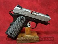 Springfield Armory EMP 9mm w/ G10 Grips(PI9210LP).
