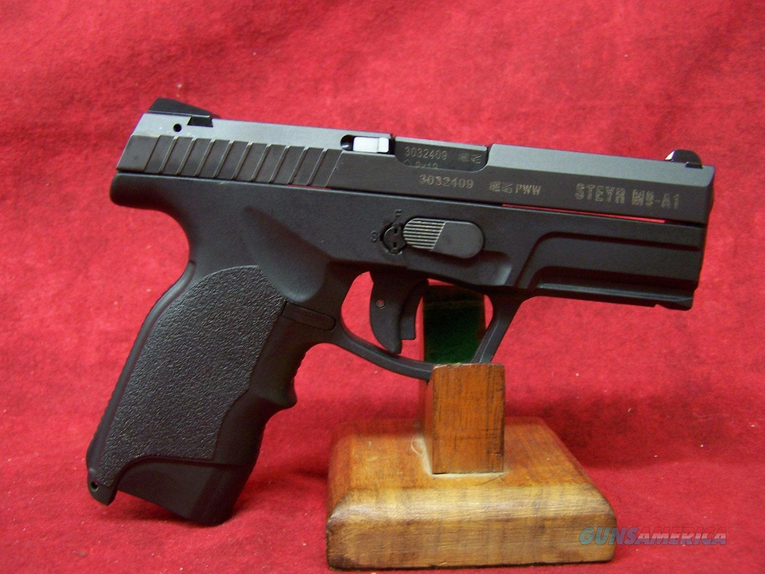 Steyr M9-A1 9mm Pistol 4