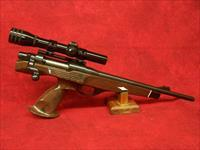 Remington XP-100 7mm BR Rem with Redfield 2 1/2 power scope