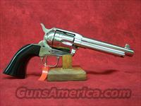 "Uberti 1873 Cattleman Desperado Nickel 5 1/2"" .45LC  (356031)"