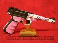 Browning Buck Mark Buckthorn Pink .22LR