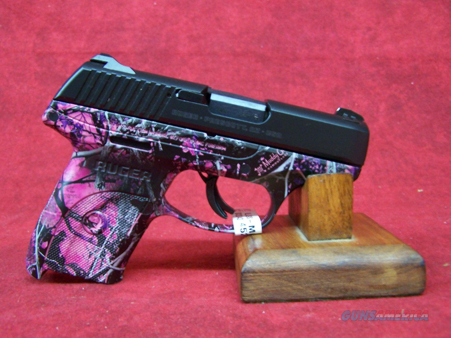 Ruger Lc9s 9mm Muddy Camo 3 12 Barrel 03243 Guns Pistols
