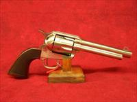 "Uberti 1873 Cattleman El Patron Competition .357 Mag 5 1/2"" Stainless Steel (345085)"