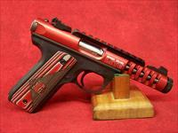 "Ruger 22/45 Lite NRA Special Edition .22LR 4.4"" with 1/2x28 Threaded Barrel (03911)"