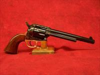 "Uberti 1873 Cattleman II NM Brass 44-40 7 1/2"" with Retractable firing pin system (356350)"