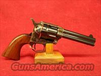 "Uberti 1873 Cattleman NM Steel 4 3/4"" Blue .357mag (344000)"