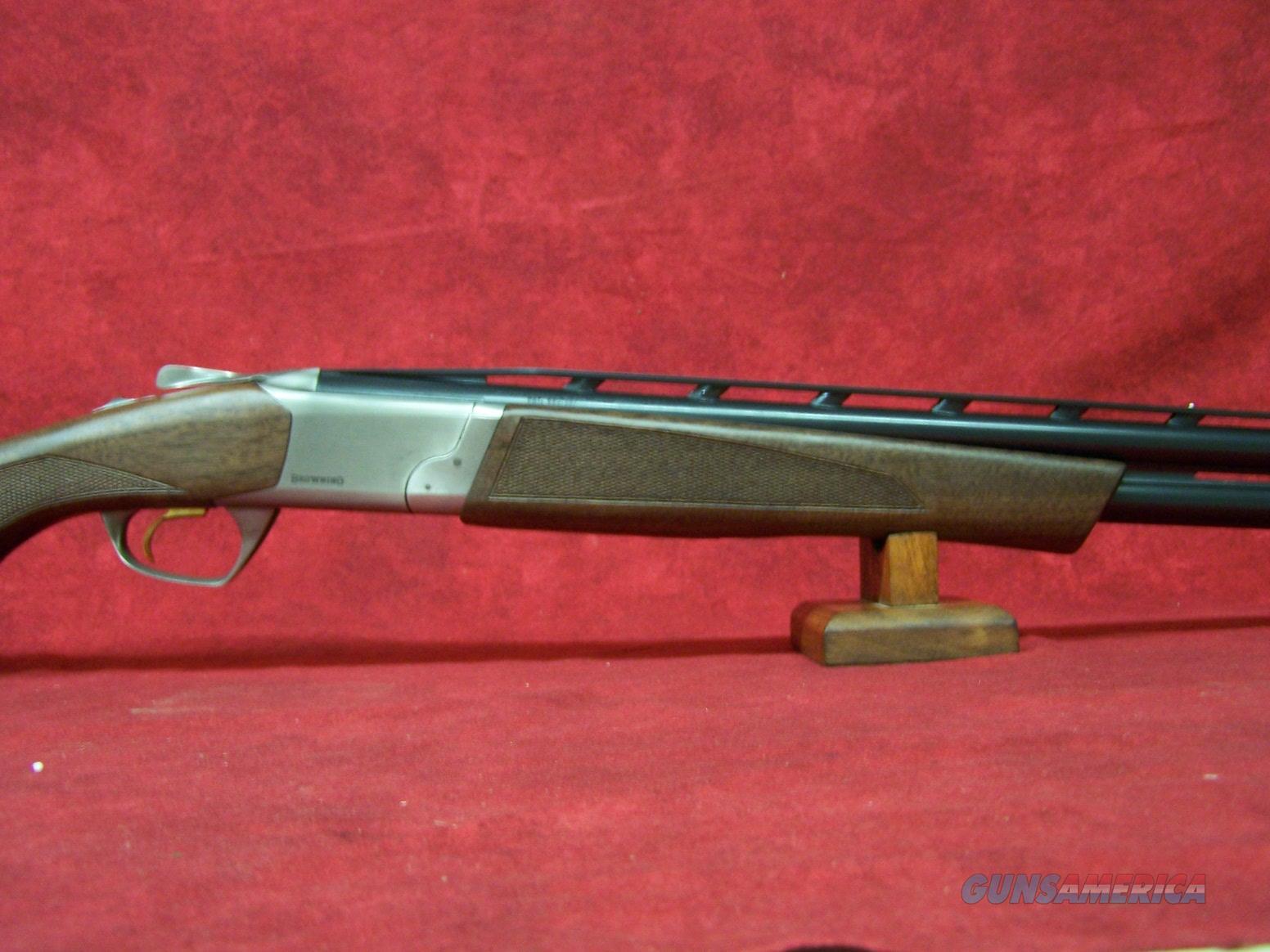 Browning Cynergy CX 12ga 3