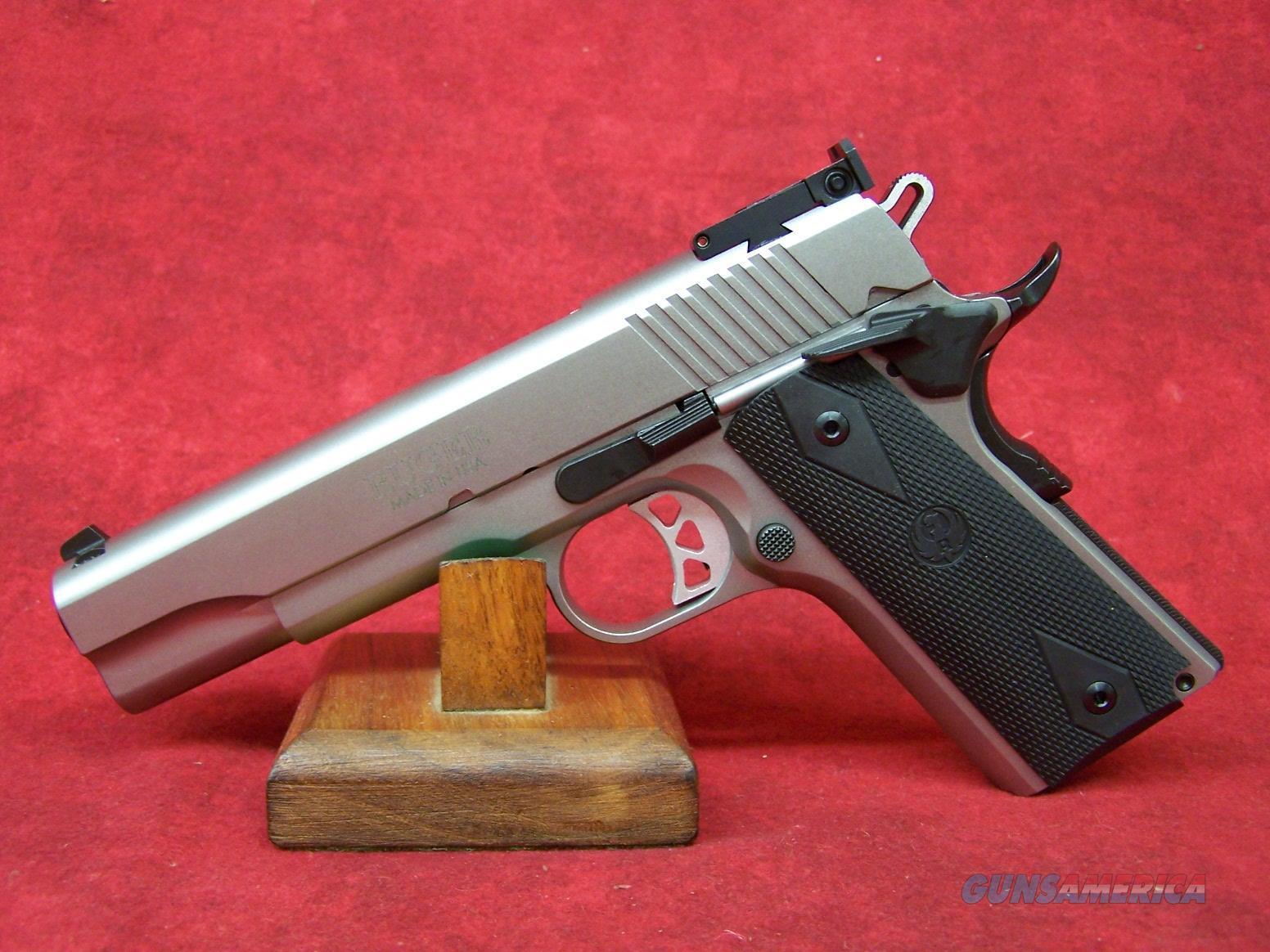 """Ruger SR1911 Target 10mm 5"""" Barrel (06739) for sale"""